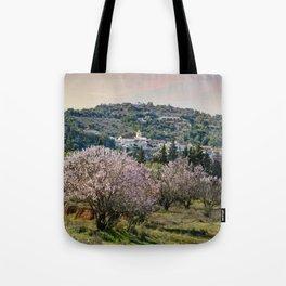 Algarve village in Spring Tote Bag