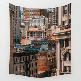 San Francisco architecture Wall Tapestry