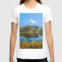 Autumn mirror T-shirt