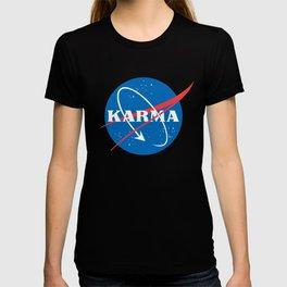 KARMA NASA T-shirt