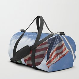 I Don't Kneel Duffle Bag
