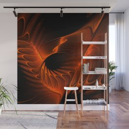 flame design -1- Wall Mural