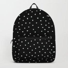 Black Cats Polka Dot Backpack
