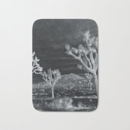 Joshua Tree InfraRed by CREYES Bath Mat