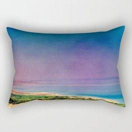 Dreamy Dead Sea I Rectangular Pillow