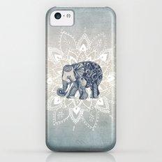 Elephant  Mandala iPhone 5c Slim Case