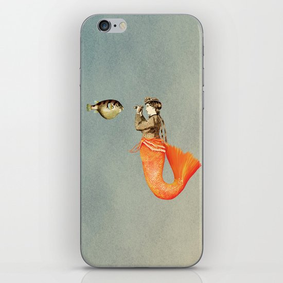 In search of realistic love iPhone & iPod Skin