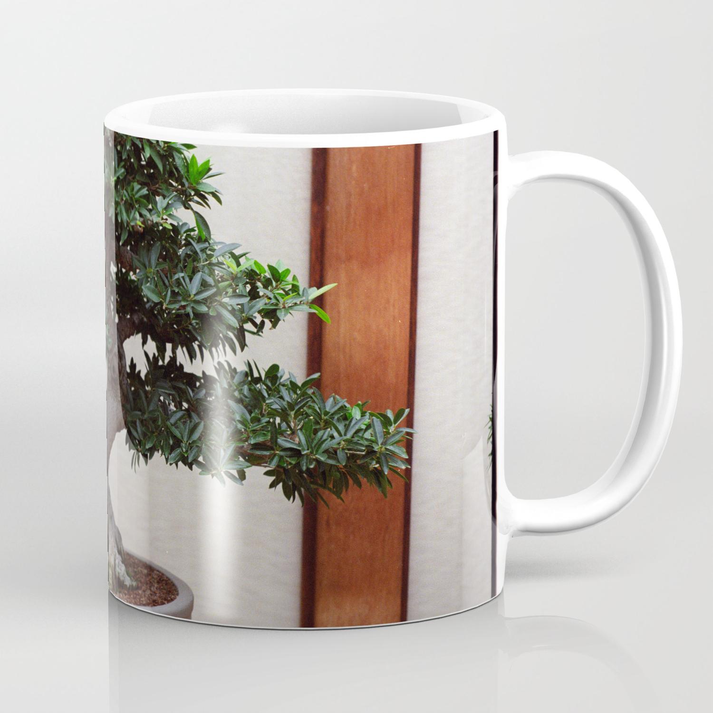 Bonsai Tree Coffee Mug By Themaxwells Society6