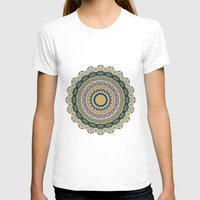 mineral T-shirts featuring Boho Patchwork-Mineral Colors by Groovity