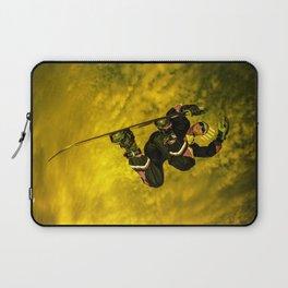 Snowboarding #1  Laptop Sleeve