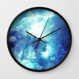Stardust Path Wall Clock