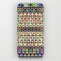 geo iPhone & iPod Skins featuring GEO by Klara Acel