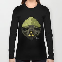 Deku Tree Full Colour Long Sleeve T-shirt