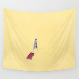 Exploring: Solitude Wall Tapestry