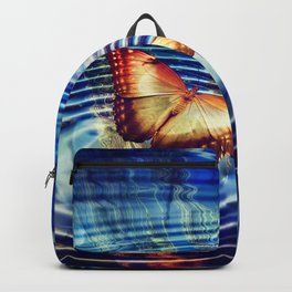 Butterfly Butterfly  Backpack