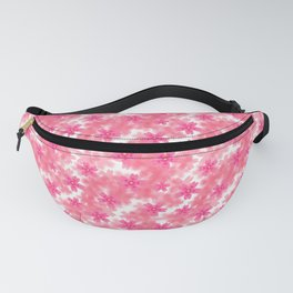 phlox spring april may pink Fanny Pack