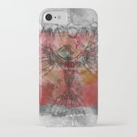 anatomy iPhone & iPod Cases featuring anatomy by kumpast