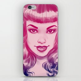 In The Pink iPhone Skin
