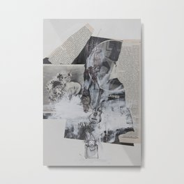 mamasita Metal Print