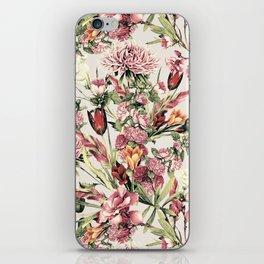 RPE FLORAL XI iPhone Skin