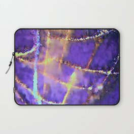 Galactic Firenet Laptop Sleeve