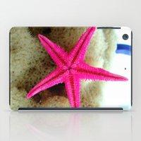 starfish iPad Cases featuring STARFISH by habish