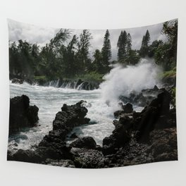 Almost to Hana Wall Tapestry