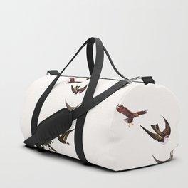 Holding Pattern Duffle Bag