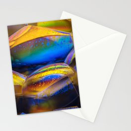 Sunrise Bubbles Stationery Cards