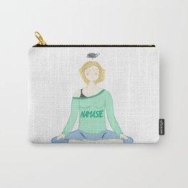Namasté! Carry-All Pouch