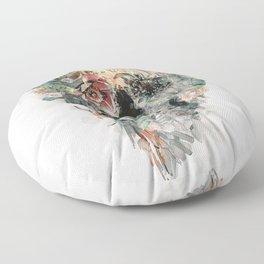 Momento Mori XIII Floor Pillow
