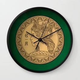 THE QUEEN'S GAMBIT Wall Clock