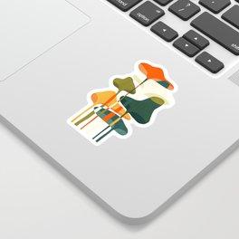 Little mushroom Sticker