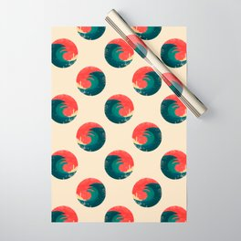 The wild ocean Wrapping Paper