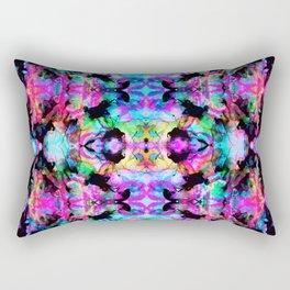 Iris v Rectangular Pillow