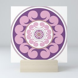 Roundie 3 Mini Art Print