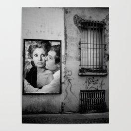 bacio Poster
