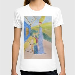 I'm filled with your love II T-shirt