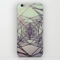 polaroid iPhone & iPod Skins featuring Polaroid by Erz on Society6