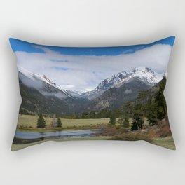 A Beautiful View Rectangular Pillow