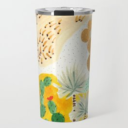 cacti garden Travel Mug