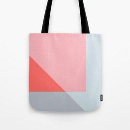 Mélange No. 2 Modern Geometric Tote Bag