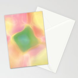 Gradient V Stationery Cards