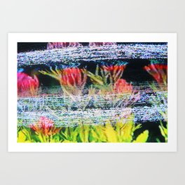 Nature Wins Art Print