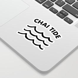 Chai Tide Sticker