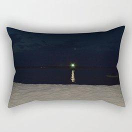 Green Gatsby Rectangular Pillow