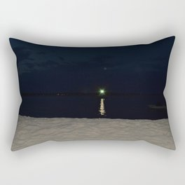 Green Gatsby Rectangular Pillow