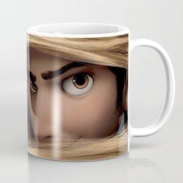 Long -haired girl Coffee Mug
