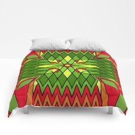Poinsettia Flower Comforters