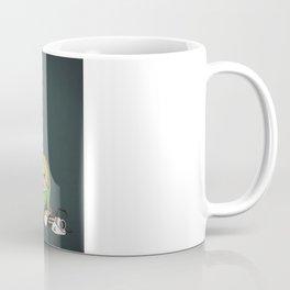 Thinking With Chickens Coffee Mug